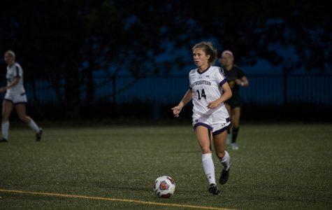 Women's Soccer: Two penalty kicks tell the story of Northwestern's 2-0 loss