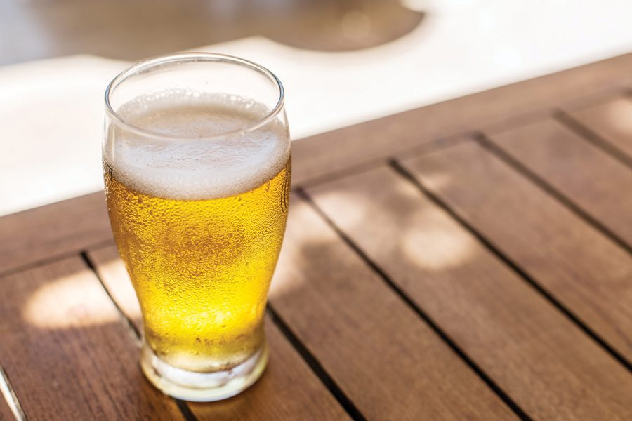 This year's results from AlcoholEDU, an online course that educates first-years about alcohol and drugs and surveys them about their alcohol and drug usage, show a 3 percent increase in students who believe choosing not to drink is acceptable.