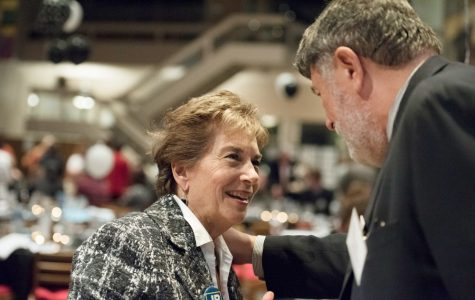 Evanston Democrats honor local politicians, rally voters for Midterms