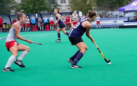 Field Hockey: Michigan cruises past Wildcats in Big Ten Tourney