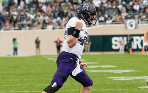 Football: Explosive plays key Northwestern's offense in upset win