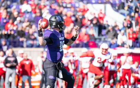 Football: Thorson puts Wildcats' offense on his back in victory over Nebraska