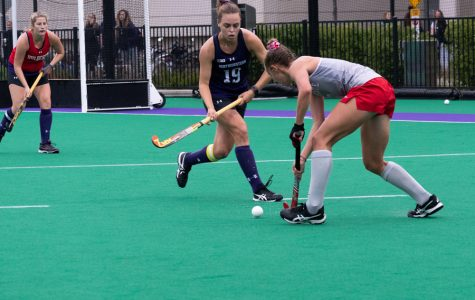 Field Hockey: Puck Pentenga nets two goals in 6-1 win