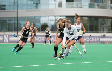 Field Hockey: Wildcats lose to Michigan again, beat Michigan State