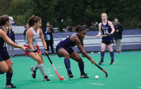 Field Hockey: Amid rough stretch, Northwestern ends regular season against Mayland, Ball State