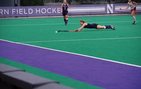 Field Hockey: Northwestern upset by Ohio State