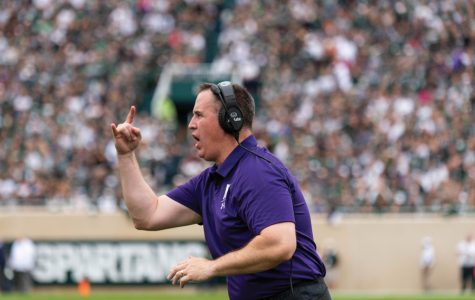 Football: Fitzgerald named Big Ten Coach of the Year