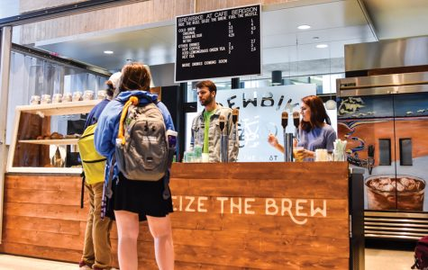 BrewBike opens location in Main Library's Café Bergson