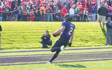 Football: Last-minute drive, overtime field goal give Northwestern stunning 34-31 victory over Nebraska