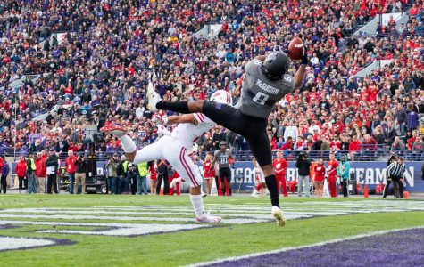 Football: Northwestern rolls past No. 20 Wisconsin in 31-17 upset, continuing upward trend in Big Ten West
