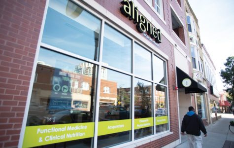 Aligned Modern Health opens alternative medicine clinic on Davis Street