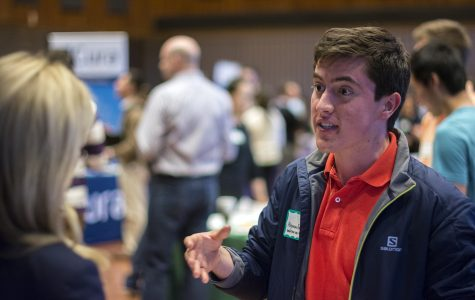 Northwestern Career Advancement highlights networking opportunities at annual career fair