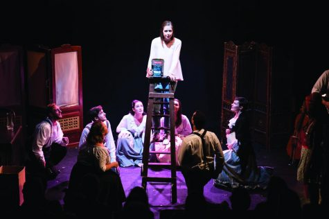 Northwestern theater students debut new shows at the Edinburgh Fringe for the second year