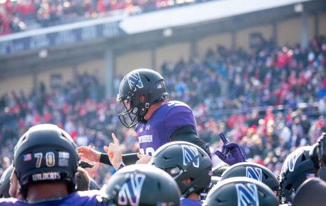 Football: Luckenbaugh steps up, hits game-winner to beat Nebraska
