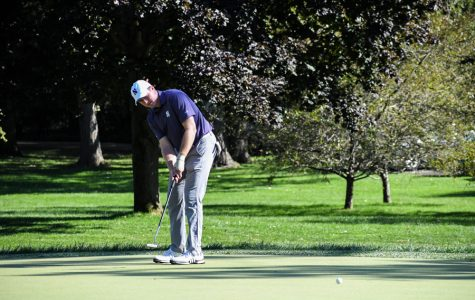 Men's Golf: David Nyfjäll wins first career Big Ten Golfer of the Week honor