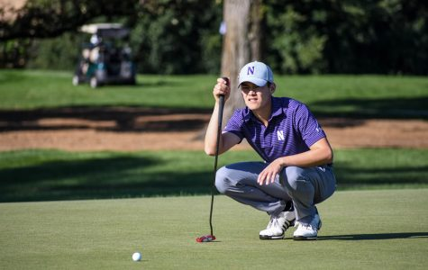 Men's Golf: Nyfjäll claims individual title at Chatham Hills as Cats finish second