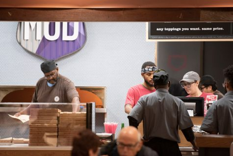 MOD Pizza tries to fill the void that was once the Kiln