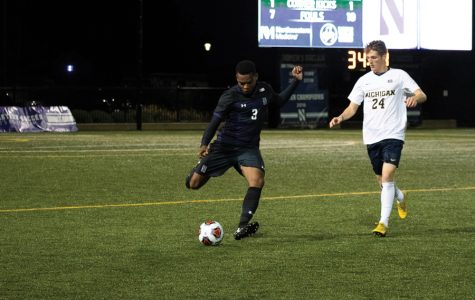 Men's Soccer: Northwestern looks to break seven-game winless streak against Rutgers