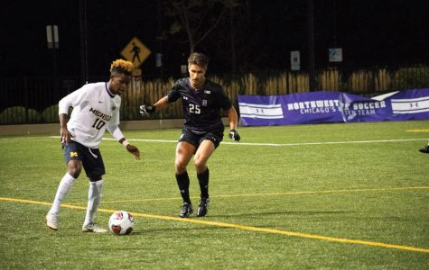 Men's Soccer: Northwestern faces Concordia-Chicago in final tuneup before Big Ten Tournament