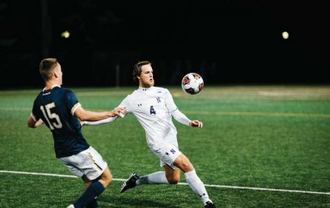 Men's Soccer: Northwestern scores first goal in 4 games, plays to a 1-1 draw against DePaul