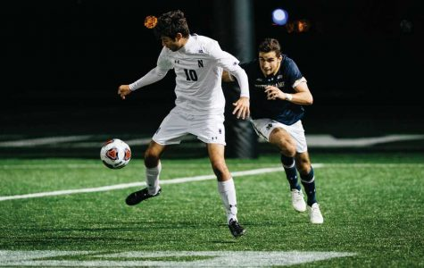 Men's Soccer: Goal drought ends, but Cats still struggle to score