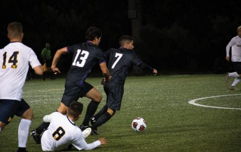 Men's Soccer: Northwestern looks to beat Wisconsin in final regular season conference game
