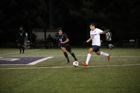 Men's Soccer: Wildcats look ahead to matchup with Spartans
