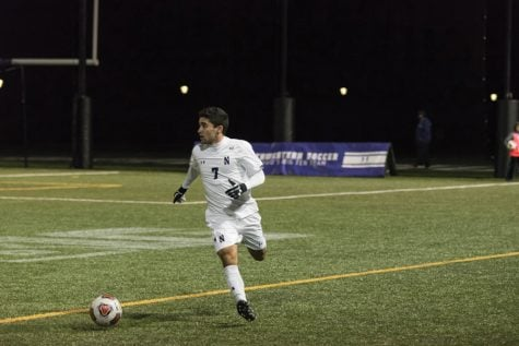 Men's Soccer: Northwestern loses another game in overtime, falls to Wisconsin 2-1