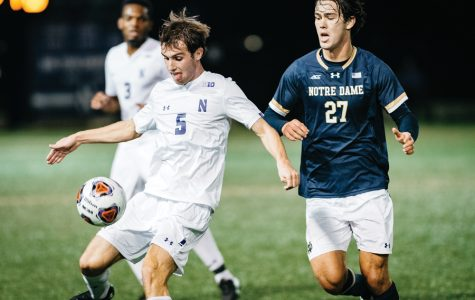 Men's Soccer: Northwestern falls to UIC despite early lead