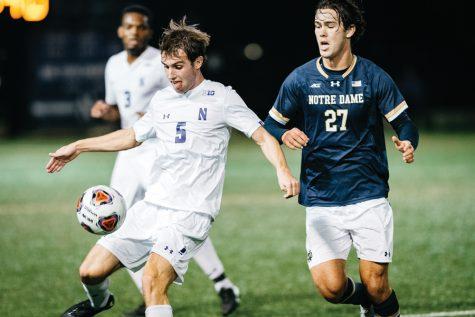 Men's Soccer: Northwestern falls to UIC despite early lead