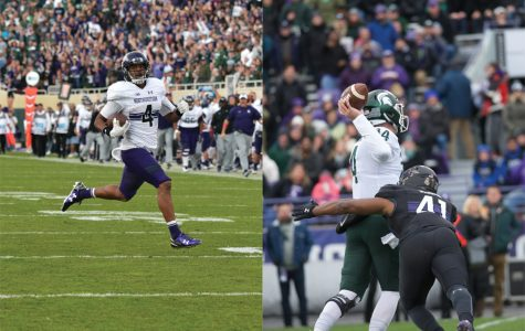 Football: Northwestern looks to build off recent success against Michigan State