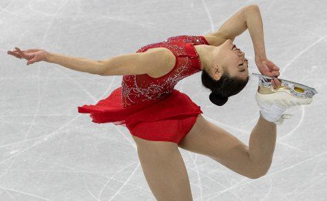 Olympic team bronze medalist in figure skating, Mirai Nagasu, to speak on campus