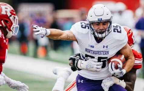 Football: Isaiah Bowser's big day gives Northwestern much-needed offensive spark