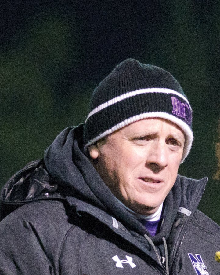 Tim Lenahan. Lenahan coached Santiago Solari for one season in the 1990s.