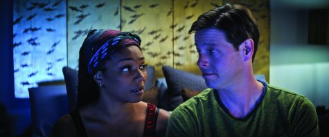 """Ike Barinholtz takes on Trumped-up family drama in new dark comedy """"The Oath"""""""