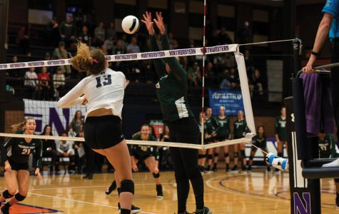 Volleyball: Northwestern prepares for road test on Wednesday against Iowa