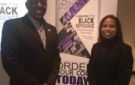 New book by former NUBAA leaders explores the black experience at NU