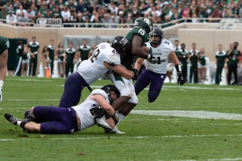 Football: As Wildcats battle injuries, walk-ons and reserves step up