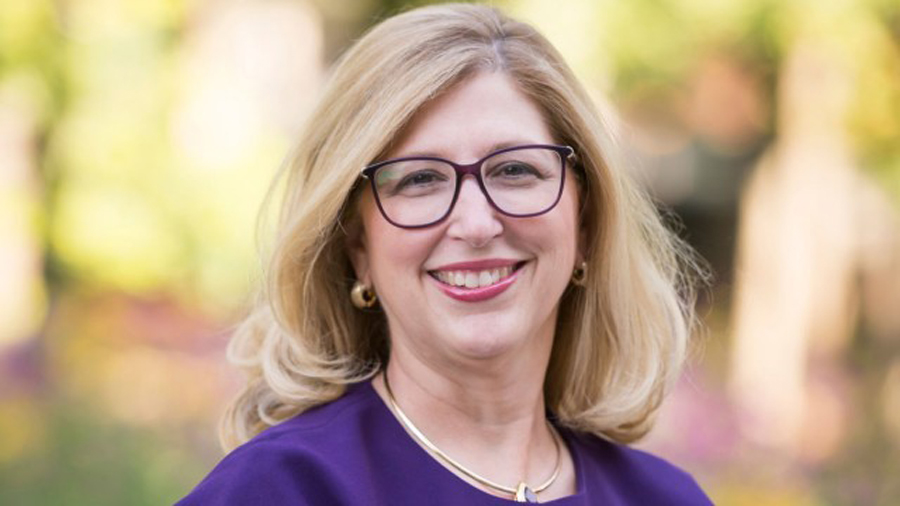 Teresa Woodruff, The Graduate School dean, who was elected to the National Academy of Medicine. Woodruff helped persuade the National Institutes of Health in 2016 to change policy to include sex as a biological variable in all federally funded research.