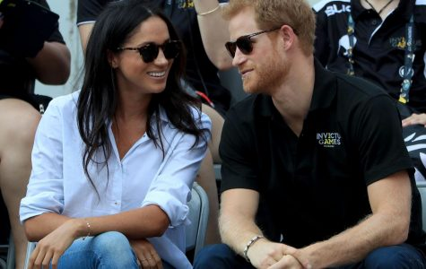 She's expecting: Meghan Markle 12 weeks pregnant with first child