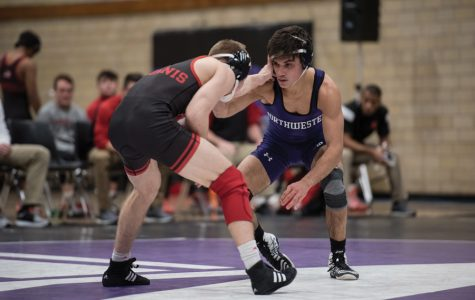 Wrestling: Northwestern ranked No. 16 by three publications