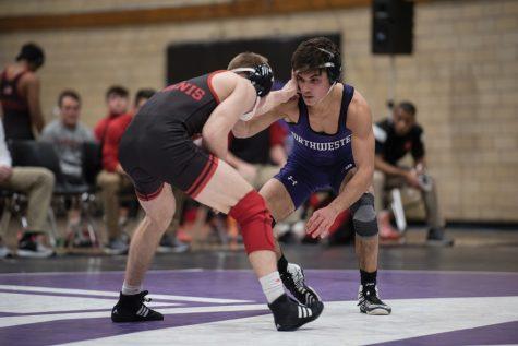 Wrestling: Northwestern ranked No. 16 by three publications