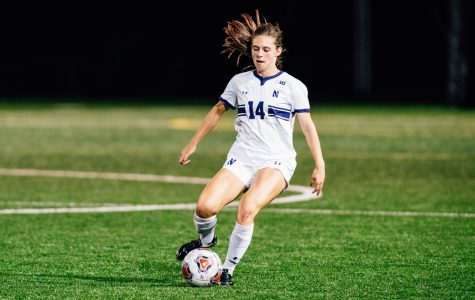 Women's Soccer: Northwestern upset again, loses 2-1 against Maryland