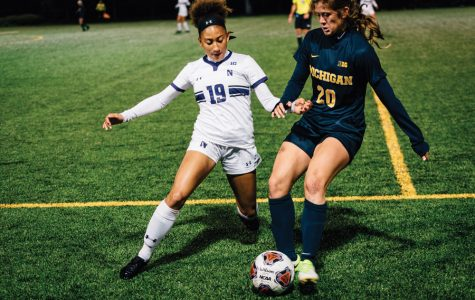 Women's Soccer: Northwestern toggling through its frontline options