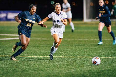 Women's Soccer: Northwestern feeling the pressure after tie against Purdue