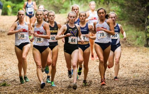Cross Country: Wildcats run to seventh at Big Ten Championships as Aubrey Roberts shines