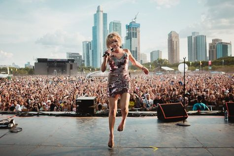 Carly Rae Jepsen coming to campus for A&O Blowout