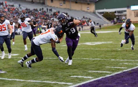 Rapid Recap: No. 19 Northwestern 24, Illinois 16