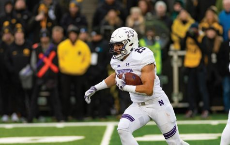 Football: Bowser named Rose Bowl Big Ten Player of the Week