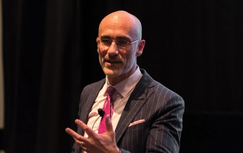 Arthur Brooks, president of American Enterprise Institute, urges nation to unite through love